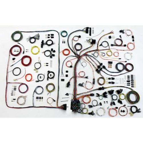 small resolution of 1968 1972 pontiac gto complete wiring harness kit 1968 1972 1966 gto wiring harness gto wiring harness