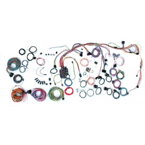 small resolution of complete wiring harness kit 1969 camaro part 500686