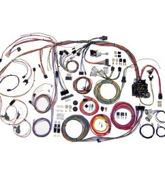 complete wiring harness kit 1970 1972 el camino part 510105 [ 1200 x 1200 Pixel ]