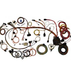 camaro wiring harness kit 1970 1973 camaro part 510034 1970 70 camaro wiring harness [ 1200 x 1200 Pixel ]