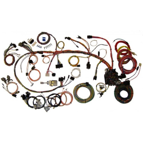 small resolution of camaro wiring harness kit 1970 1973 camaro part 510034 1970 70 camaro wiring harness