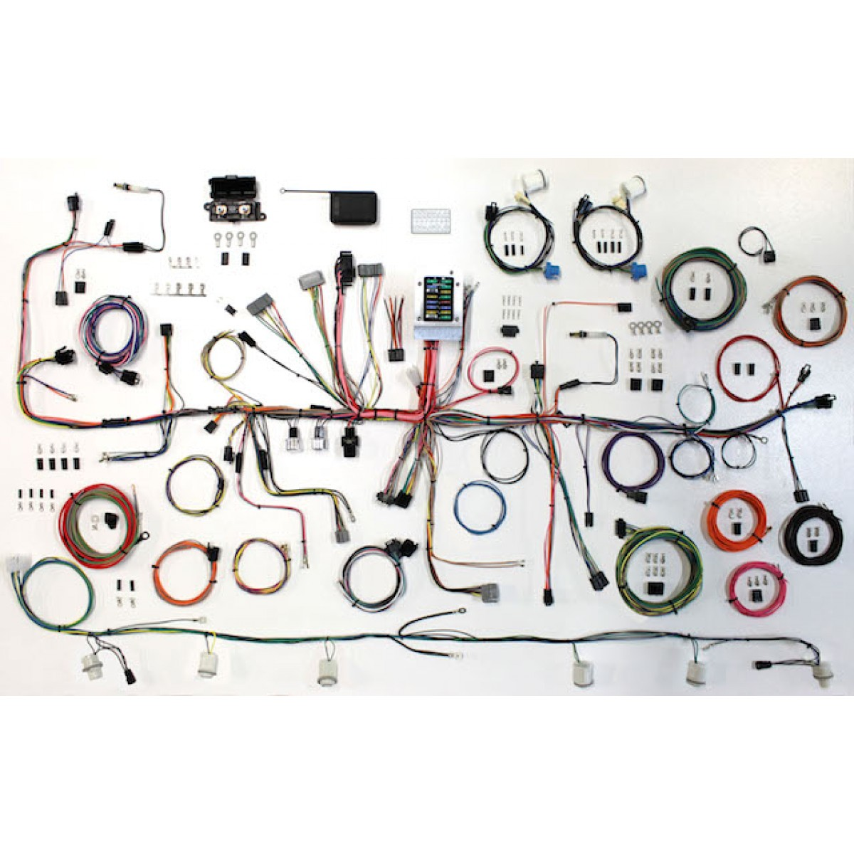 hight resolution of 1998 mustang wiring harness diagram