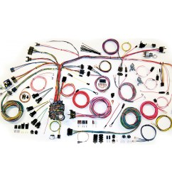 complete wiring harness kit 1967 1968 camaro part 500661 [ 1200 x 1200 Pixel ]
