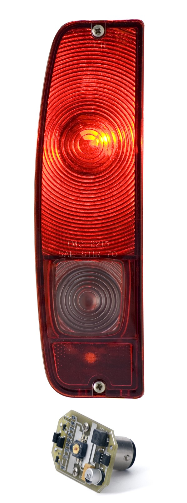 hight resolution of ford truck tail light