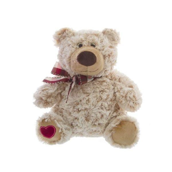 tim teddy bear beige