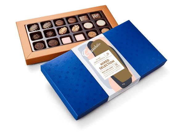 chocolatier mixed selection