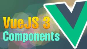 How to create and register the component in VueJS 3