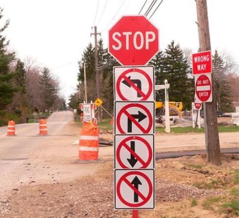 Code de la route insolite