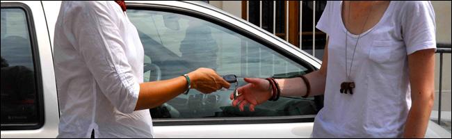 buzzcar, principe de l'auto partage