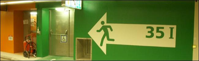 Sécurité tunnel : les dispositifs d'évacuation en cas d'incendie, d'accident ou de panne