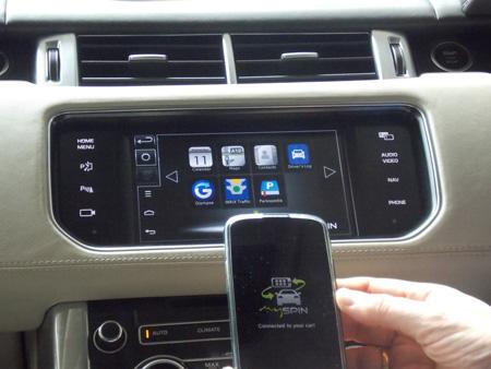 Les voitures connectées d'Apple et de Google