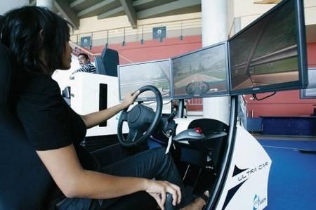 Simulateurs de conduite dans les auto ecoles