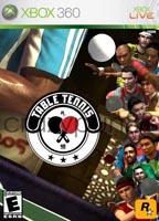 Rockstar Table Tennis Box Art