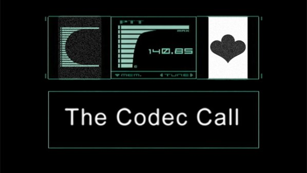 The Codec Call April 2014 Sparpweed