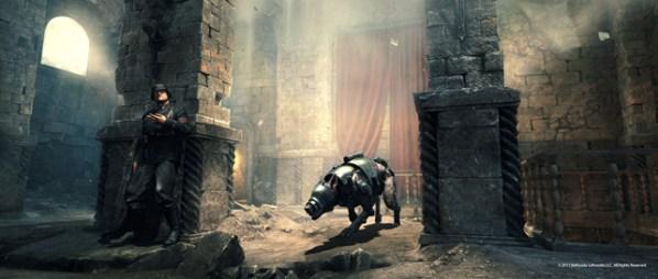 Wolfenstein Dog