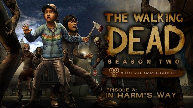 The Walking Dead S2 Ep3: In Harm's Way Review