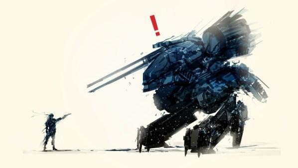 MGS, Metal Gear Solid
