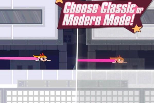 Powerpuff comparison