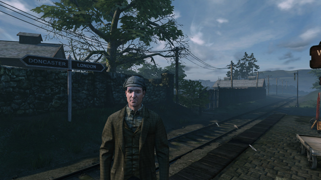 Sherlock Holmes: Crimes & Punishments Review • Codec Moments
