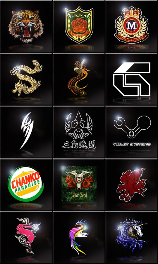ACIxTekken Emblems