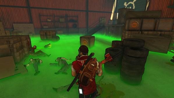 Escape Dead Island 04