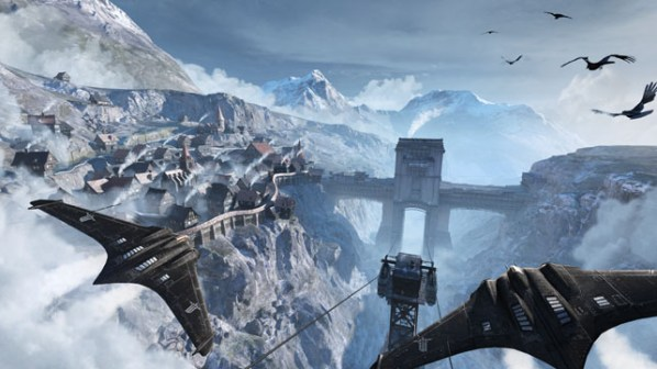 Wolfenstein The Old Blood - The Bridge