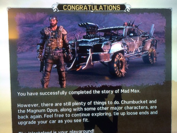 Mike Tack - Mad Max