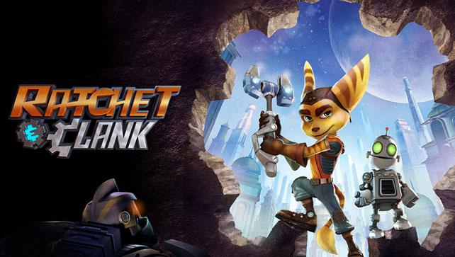 Ratchet & Clank The Movie