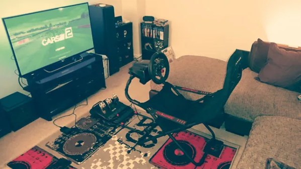 Logitech G29 setup