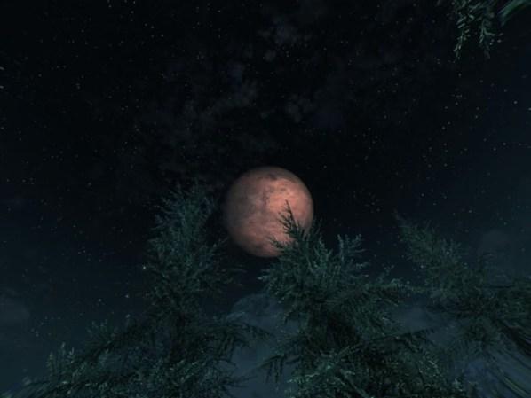 Skyrim VR Moon