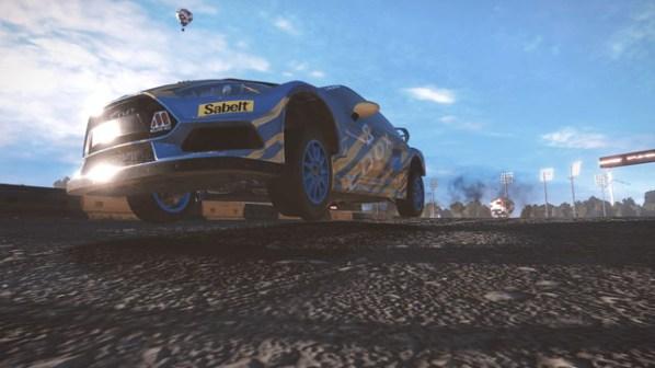 V-Rally 4 Rally Cross
