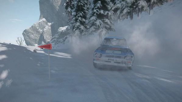 V-Rally 4 Siberia