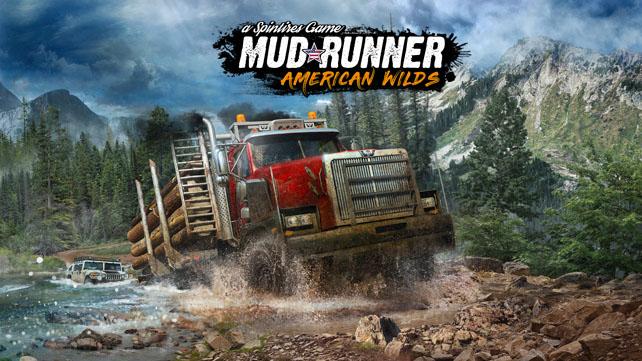 Spintires: MudRunner – American Wilds
