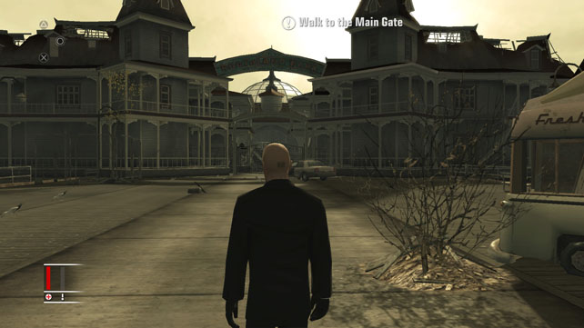 Hitman Hd Enhanced Collection Review Codec Moments