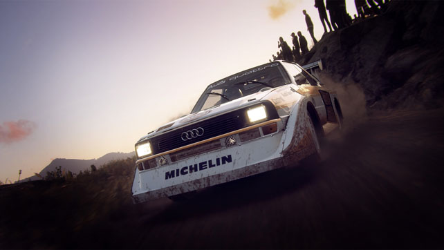 DiRT Rally 2.0 Wheel Settings