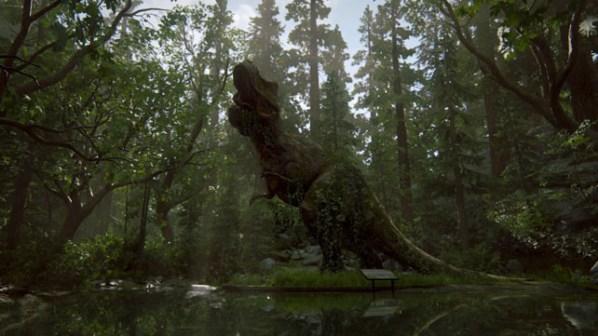 The Last of Us Part II Dinosaur