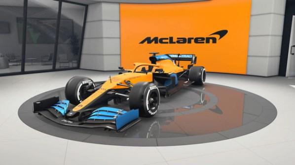 F1 2020 McLaren