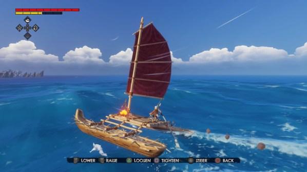 Windbound Catamaran