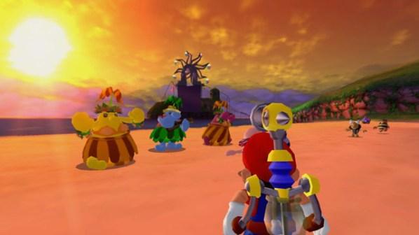 Super Mario 3D All-Stars: Sunshine
