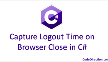 DateTime Formats in C# - Code Direction