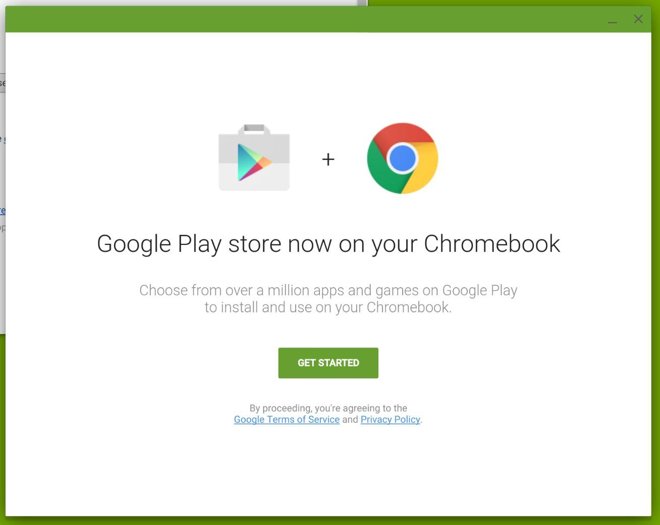 Google Play Store On Chromebook