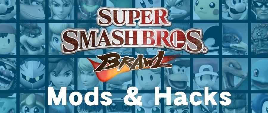 Super Smash Bros. Brawl Hacks