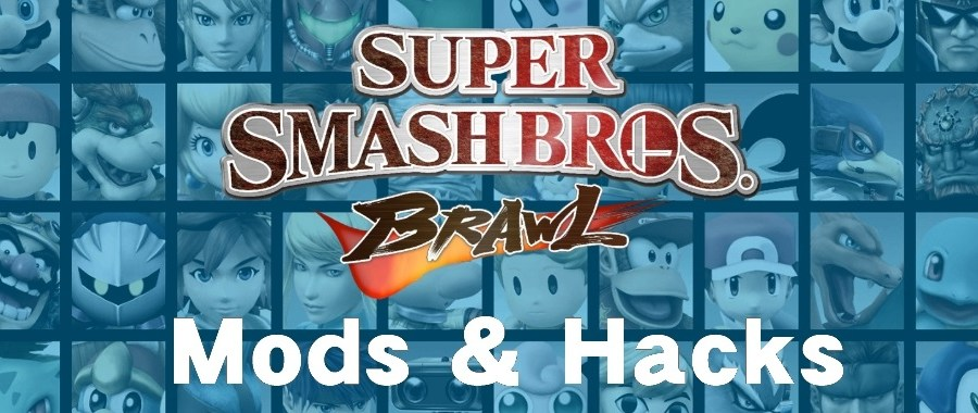 Super Smash Bros. Brawl Hacks