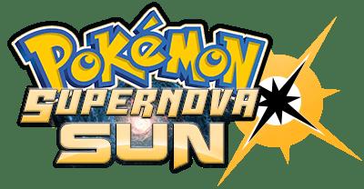 Pokemon Supernova Sun - 3DS Pokemon Rom Hacks Collection