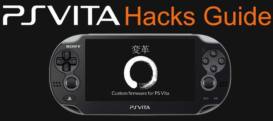 PS Vita cfw guide