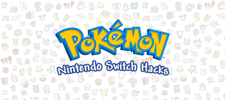 Switch Pokemon Hacks