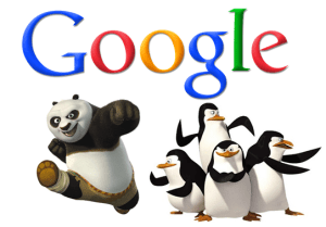 Google's Panda & Penguin Updates