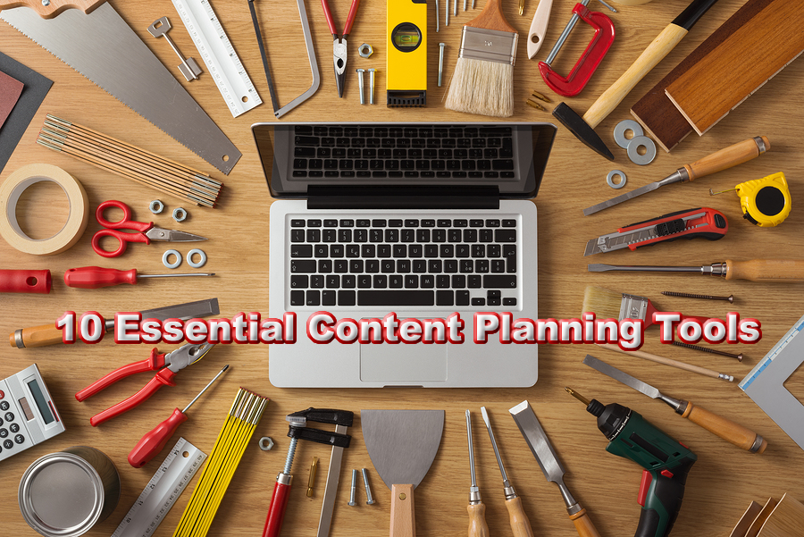 10 essential content planning tools for marketers