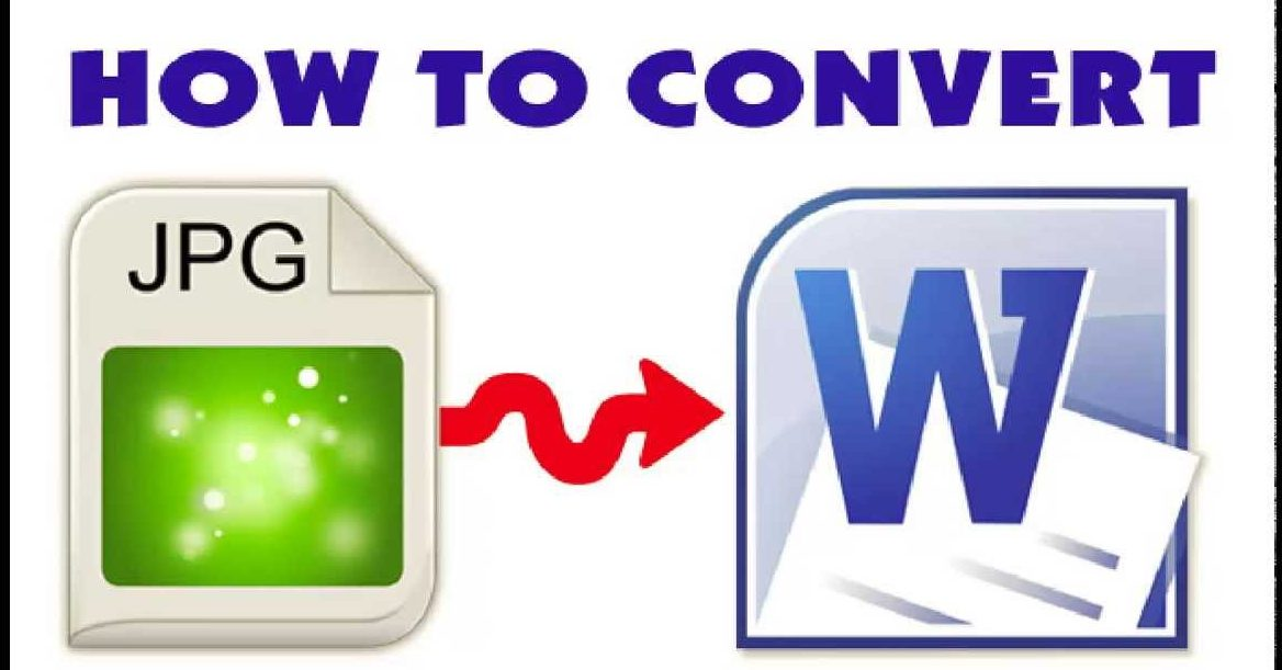 Convert JPG Files to Word