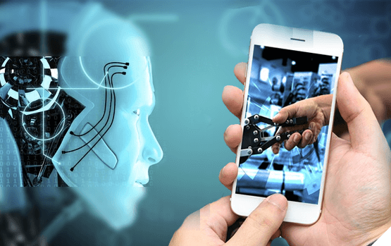 AI-mobile-app-development